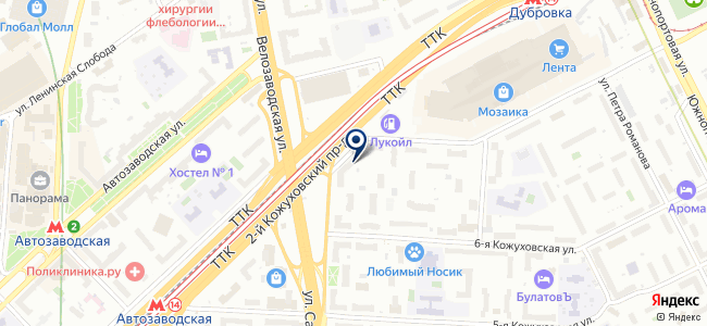Элкор-Комплект, ООО на карте