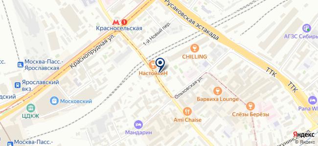 Контэмс, ООО на карте