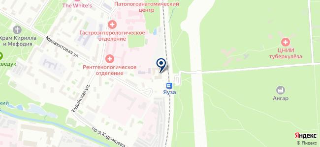 Норма ЭЛ, ООО на карте