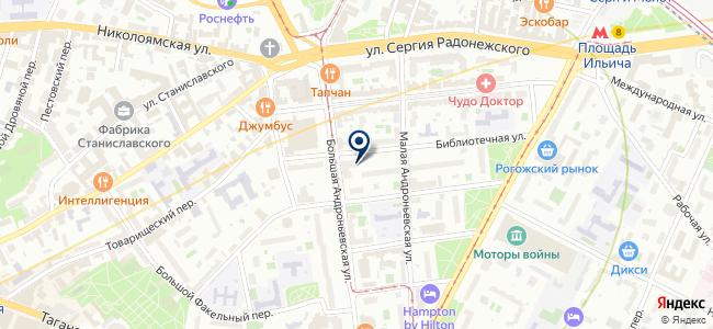 НТ-М на карте