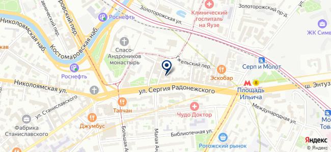 Энергопроммаш, ООО на карте