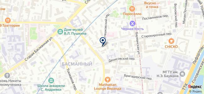 Вал-Сервис на карте