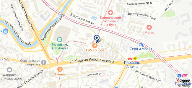 Лентяй.ру на карте