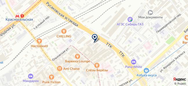 ДипКом на карте