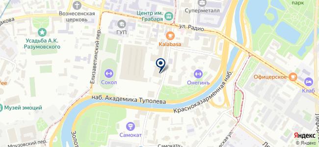 Фарвижн, ООО на карте