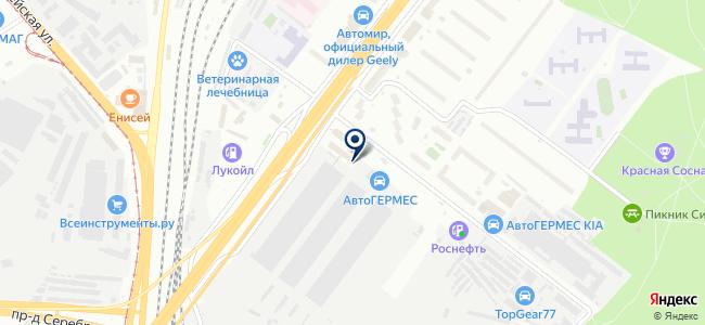 СВД, ООО на карте