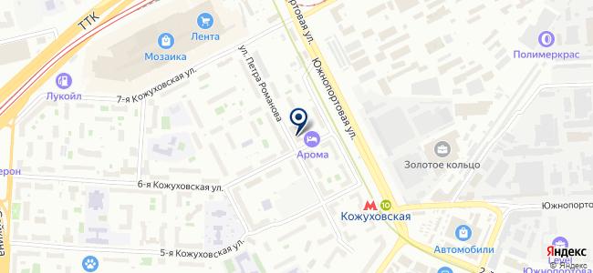 Магистраль-Энерго, ООО на карте
