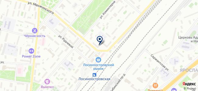 Лурон, ООО на карте
