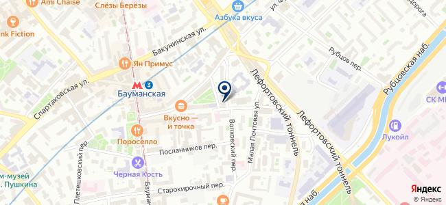 Alvik-M на карте