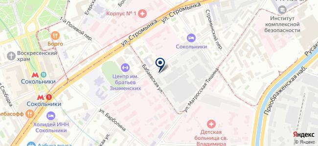 ТРИСТАН, ОАО на карте