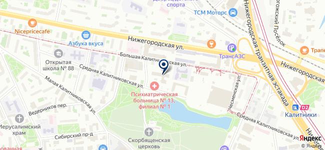 РусСтрой Инжиниринг, ООО на карте