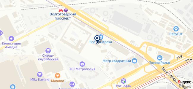 СРР Энерго на карте
