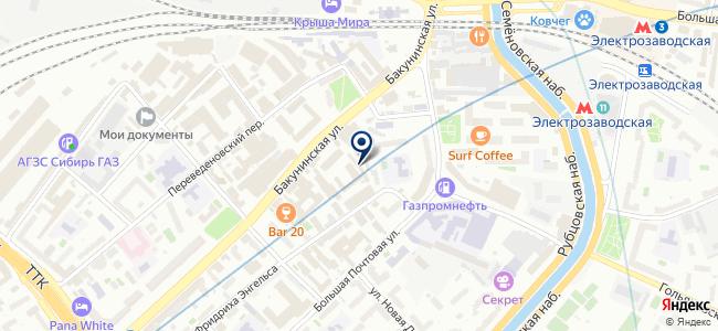 Е27 на карте
