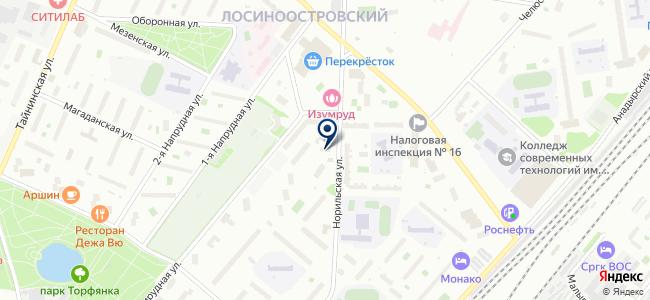 ТК Электро, ООО на карте