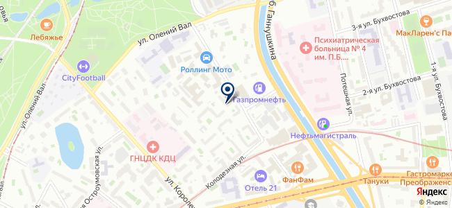 Аурум-1, ООО на карте