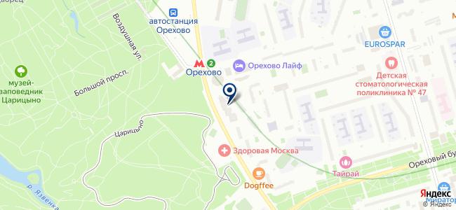 КСК ЭЛЕКТРО, ООО на карте
