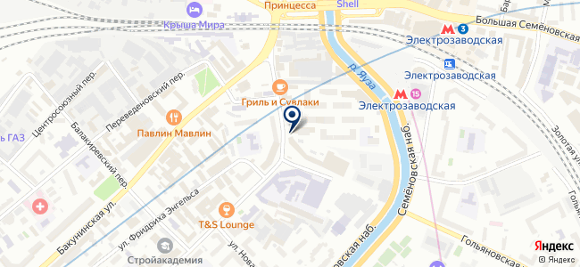 АРС, ООО на карте
