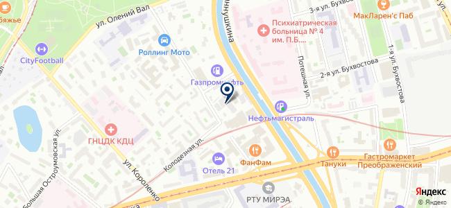 Манометр-Сервис на карте