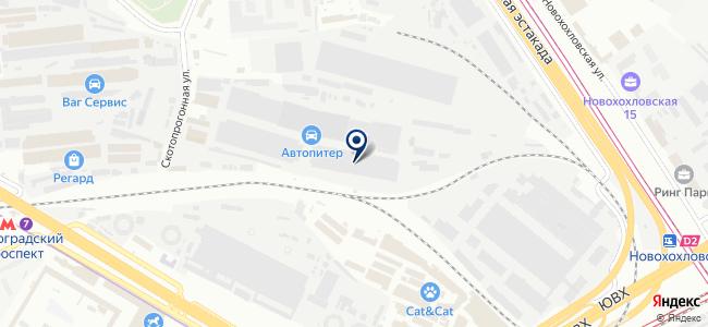 СтабЭлектро на карте