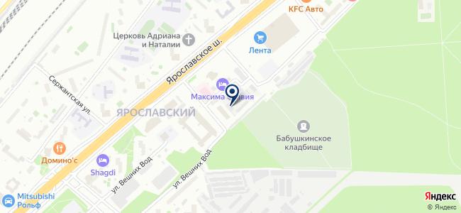 Р.ШТАЛЬ, ООО на карте