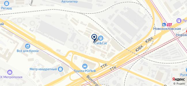 ПрофСнаб, ООО на карте