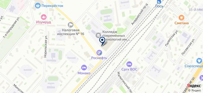 ИНИС, ООО на карте