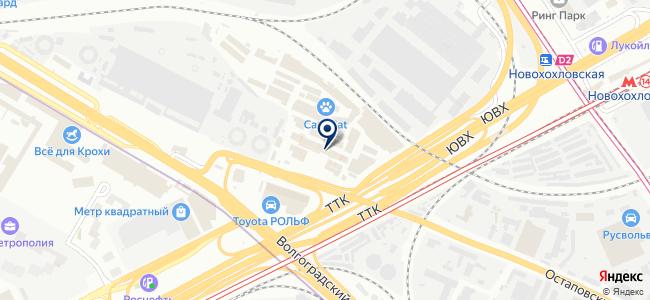 West Building на карте