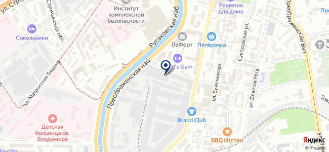 ПТЦ на карте