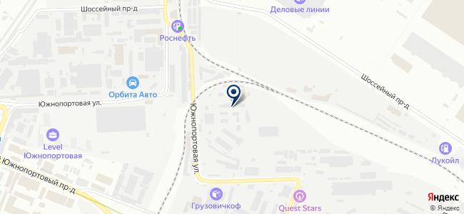 Москабельсетьмонтаж на карте
