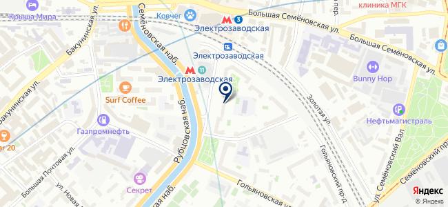 Вольтмастер, ООО на карте