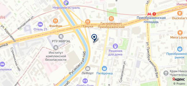 Купер Индастриз Раша, ООО на карте