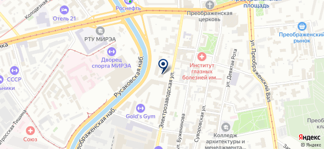 Верикей, ООО на карте