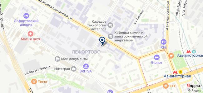 Альтернатива, ООО на карте