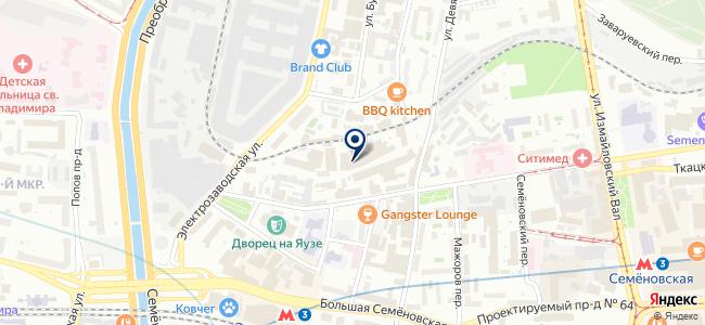 УЗО-Электро на карте