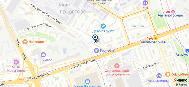 Электросервисмонтаж, ООО на карте