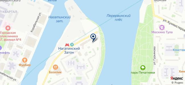 Лайт Стандарт на карте