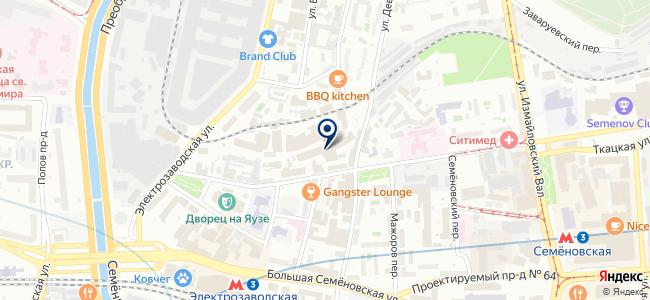 Штибель КТ на карте