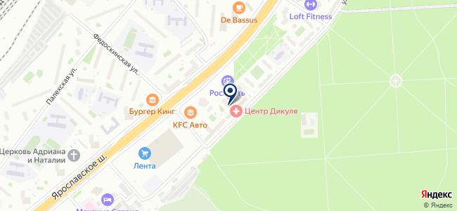 КА-Партнер на карте