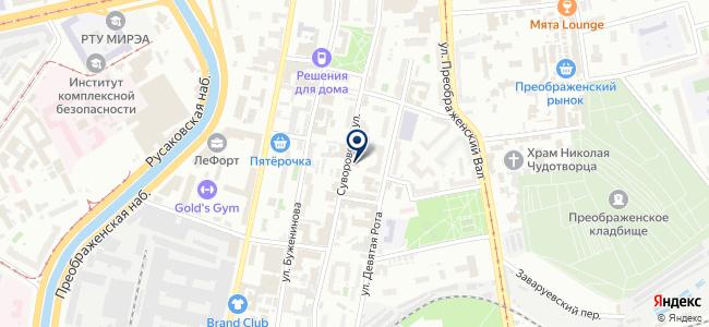 Спецстроймонтаж-5 на карте
