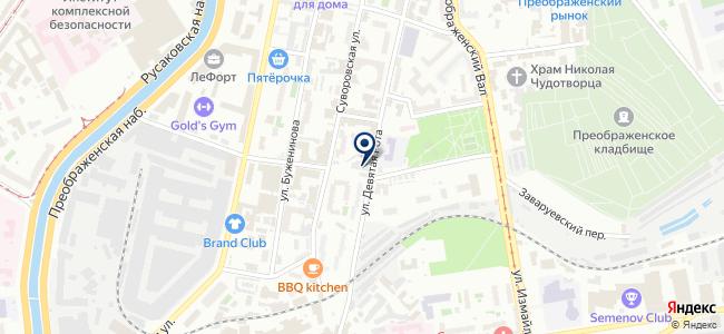 Город Инструмента, ООО на карте
