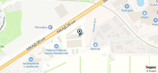 Электроинструменты МСК на карте