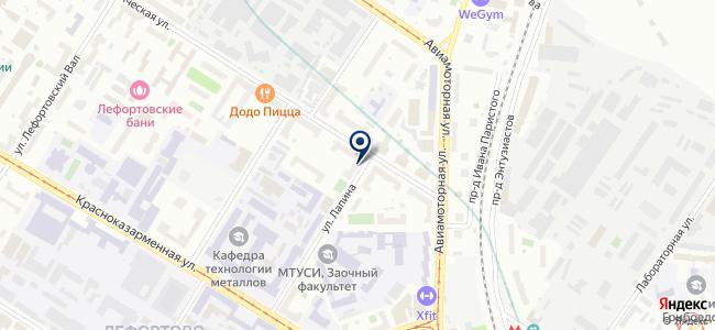Teplohaus.ru на карте