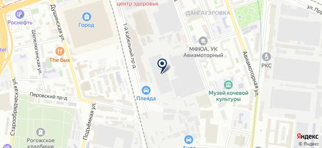 Москабель-Обмоточные провода на карте