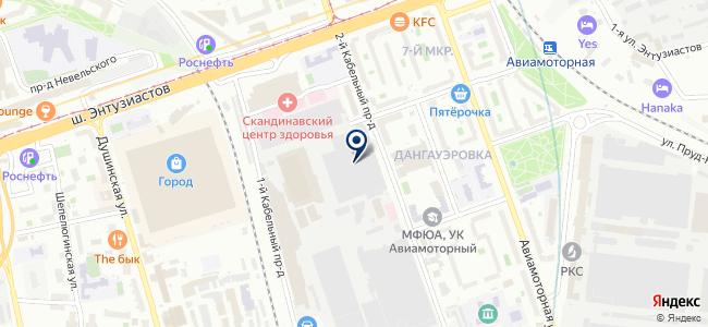 Москабель-ЦветМет на карте