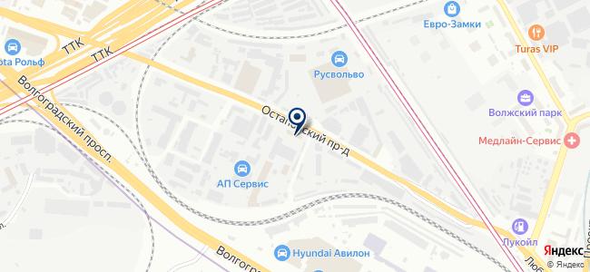 220city на карте
