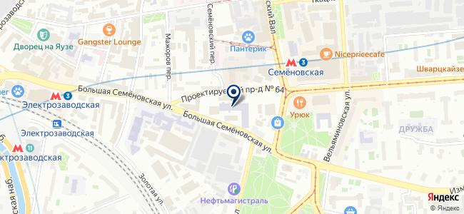 СовИнструментСервис на карте