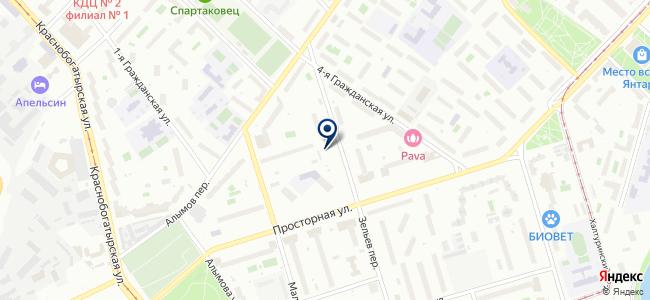 Технопромтрейд, ООО на карте