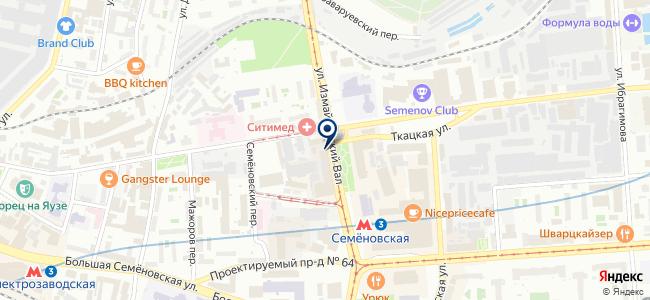 Stop-Elektro на карте