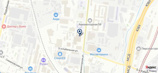 ЭЛПРИБ на карте