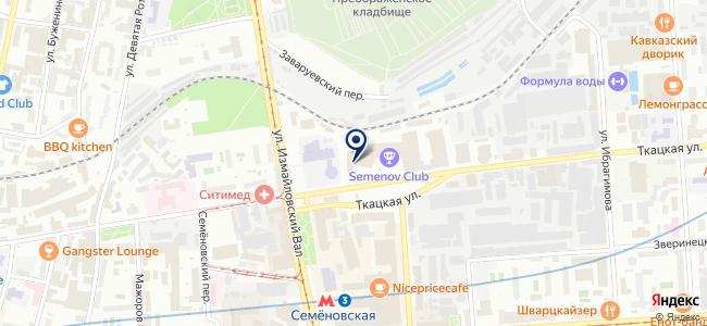 Специнжелектро на карте